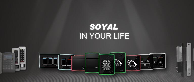 Soyal sắp tung ra sản phẩm mới AR-837ER với màn hình LCD, bàn phím cảm ứng